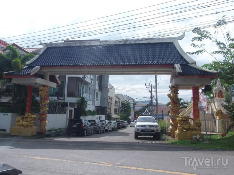 Немного о жизни в Пхукет-тауне / Таиланд