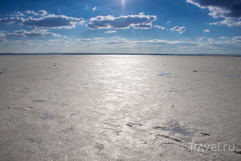 Что не входит в All Inclusive. Солёное озеро Туз / Турция