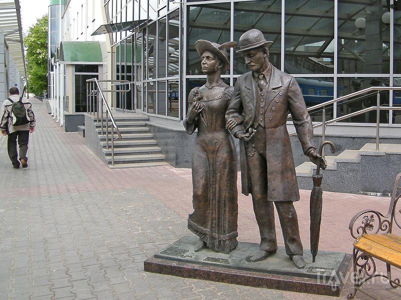 В городе Витебск, Белоруссия / Фото из Белоруссии