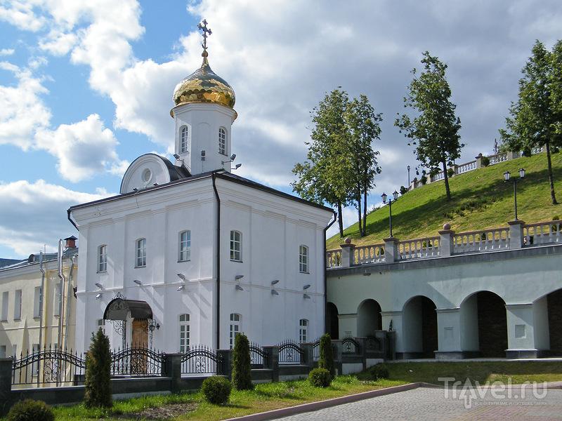 Свято-Духов женский монастырь в Витебске, Белоруссия / Фото из Белоруссии