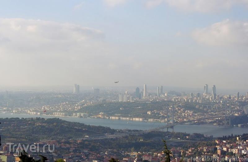 Первый Босфорский мост в Стамбуле, Турция / Фото из Турции