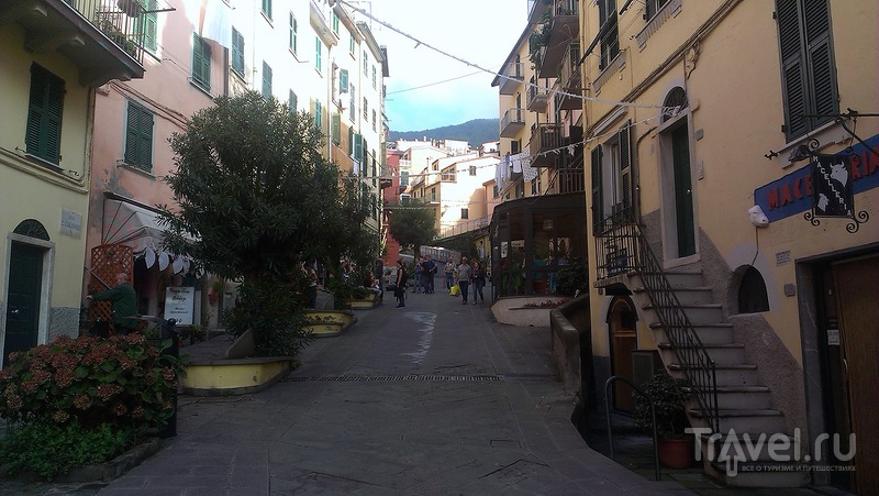Все дороги ведут в Чинкве-Терре / Италия