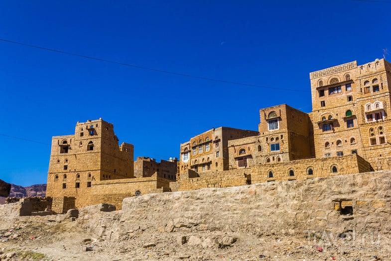 Город Тула, Йемен / Фото из Йемена