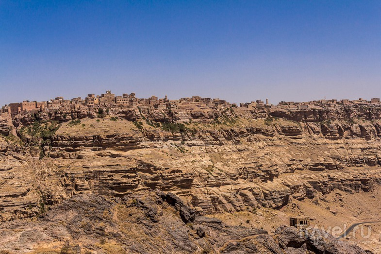 Посёлок Ковкабан, Йемен / Фото из Йемена