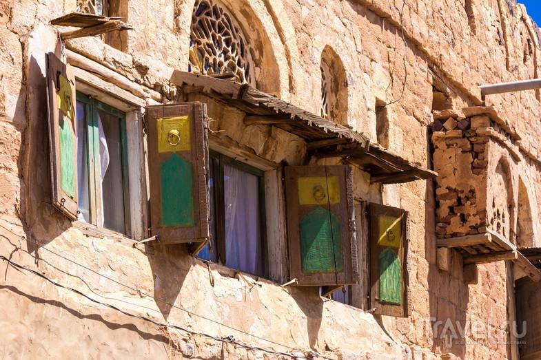 Йемен. Окрестности Саны / Фото из Йемена