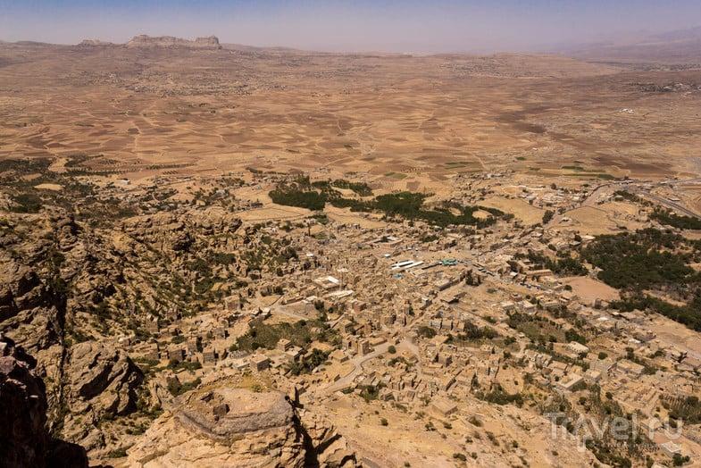 Деревня Шибам, Йемен / Фото из Йемена