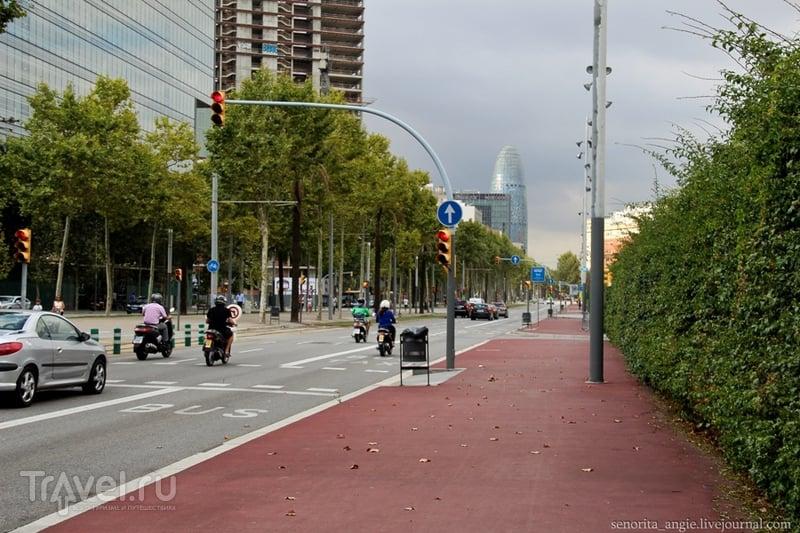 Нетуристические парки Барселоны. Две противоположности / Испания