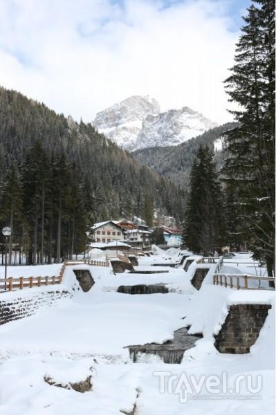 Доломитовые Альпы. Канацеи / Италия