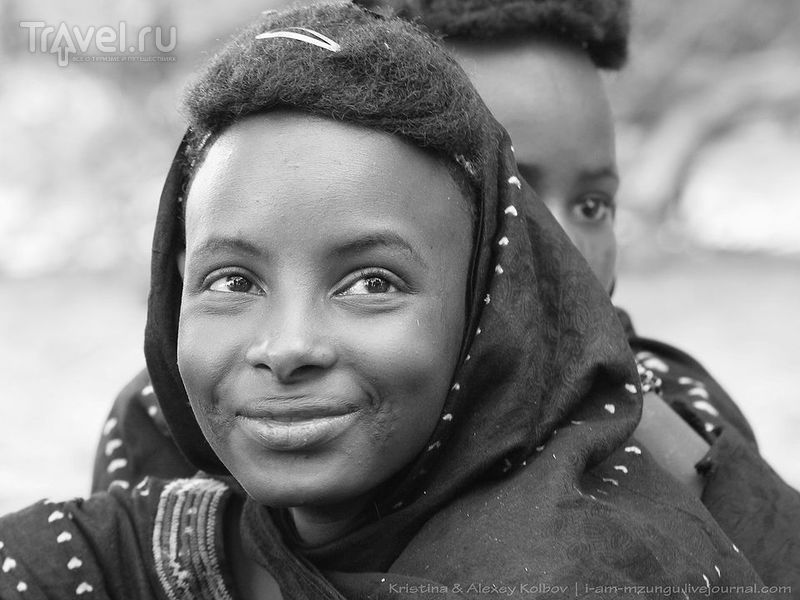 Нигер: Театр среди Сахары. Геревол. Дубль два / Нигер