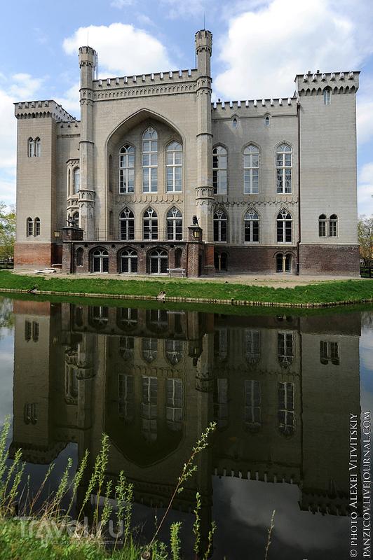 Познань и замок Курник весной / Фото из Польши