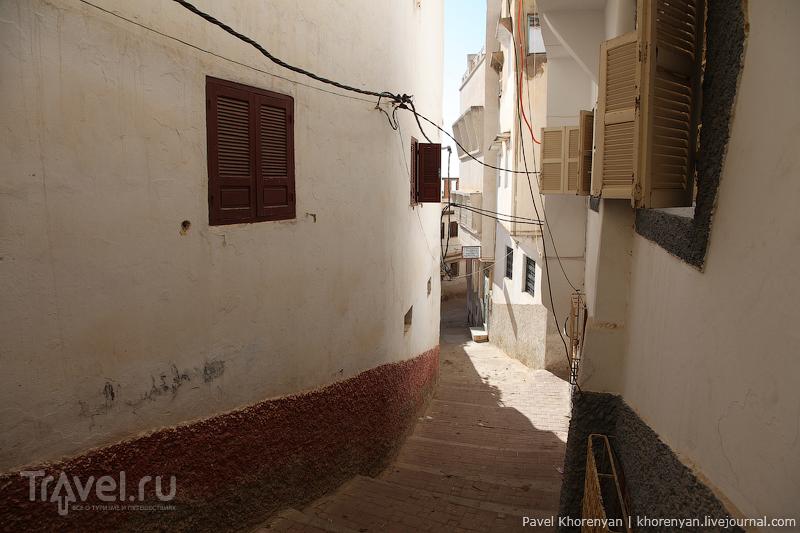 В городе Мулай-Идрис, Марокко / Фото из Марокко