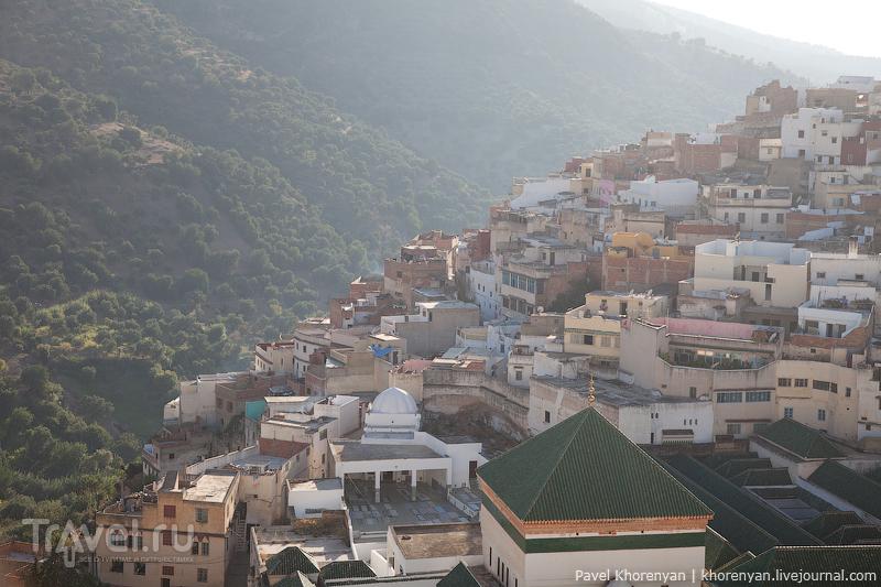 Марокко. Мулай-Идрис / Фото из Марокко