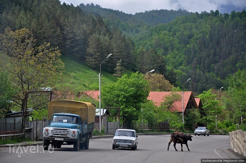 Так начинается Дилижан / Армения