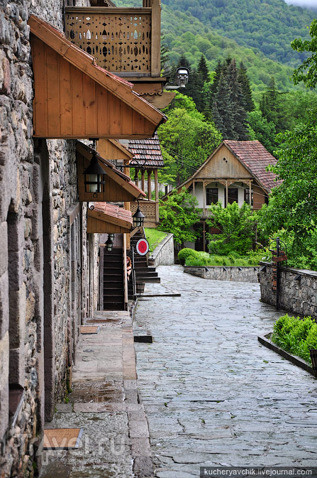 Исторический квартал Дилижана / Армения