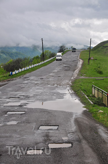 Города Дилижан и Ванадзор / Армения