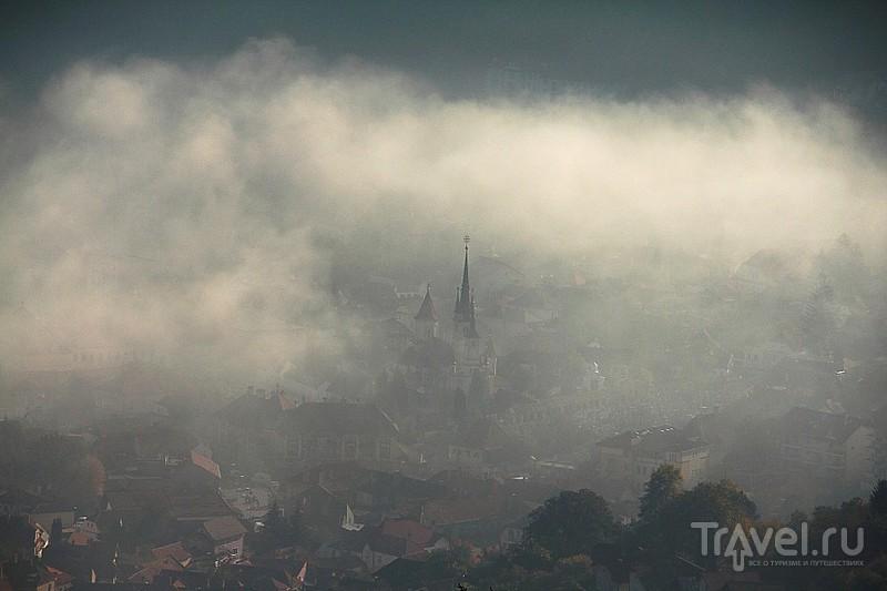 Собор Святого Николая в Брашове, Румыния / Фото из Румынии