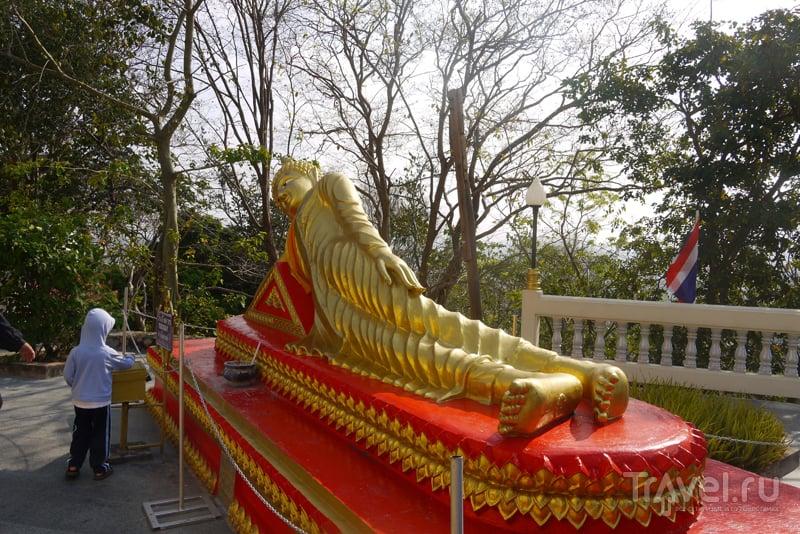 У храма Большого Будды в Паттайе, Таиланд / Фото из Таиланда