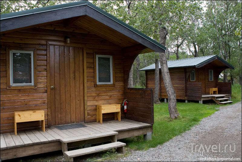 Брукс-Лодж в национальном парке Катмай, США / Фото из США