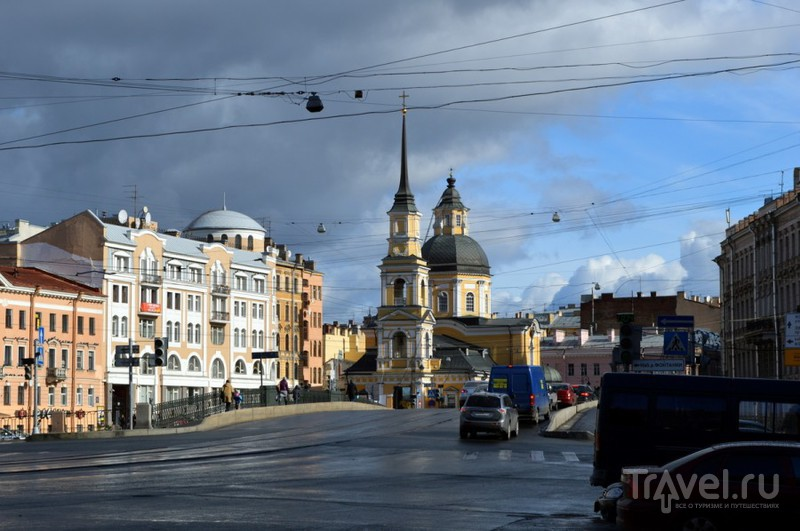 В городе Санкт-Петербург, Россия / Фото из России