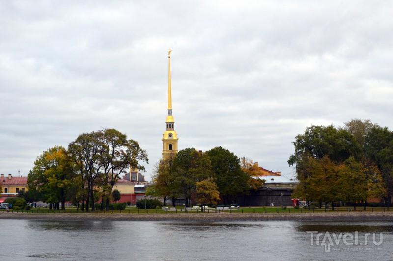 Петропавловская крепость в Санкт-Петербурге, Россия / Фото из России