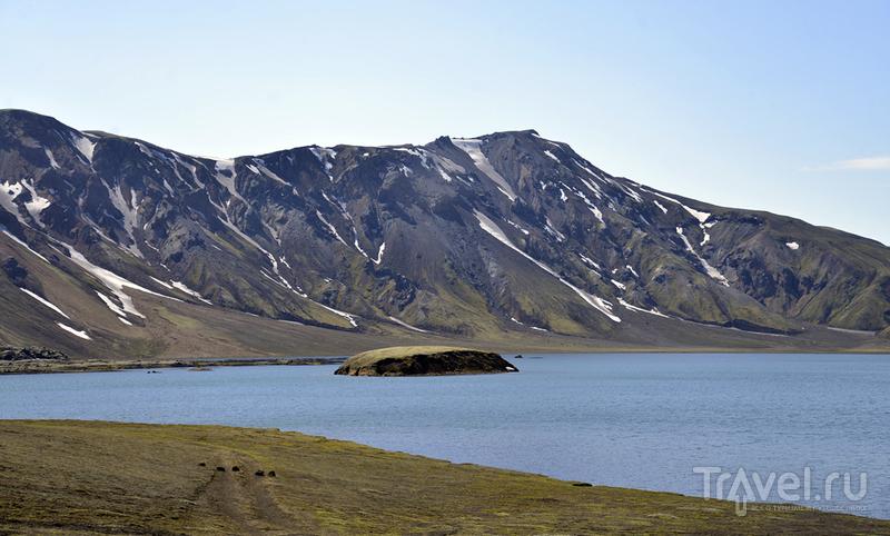 Озеро Фростастадаватн, Исландия / Фото из Исландии