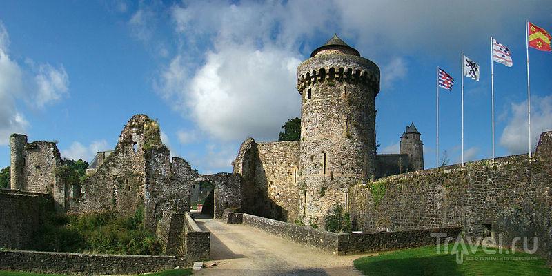 Замок Фужер / Франция