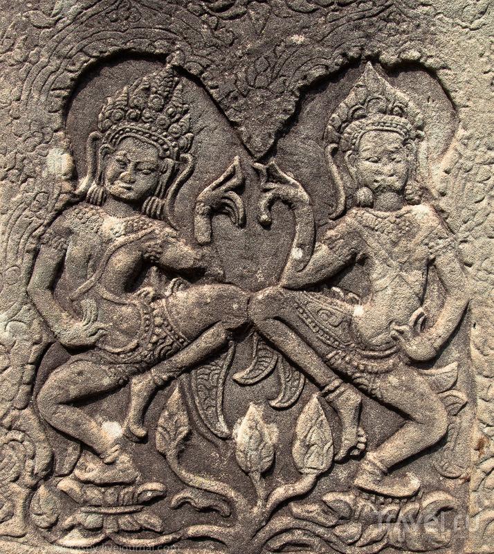 Камбоджа. Ангкор-Ват / Камбоджа