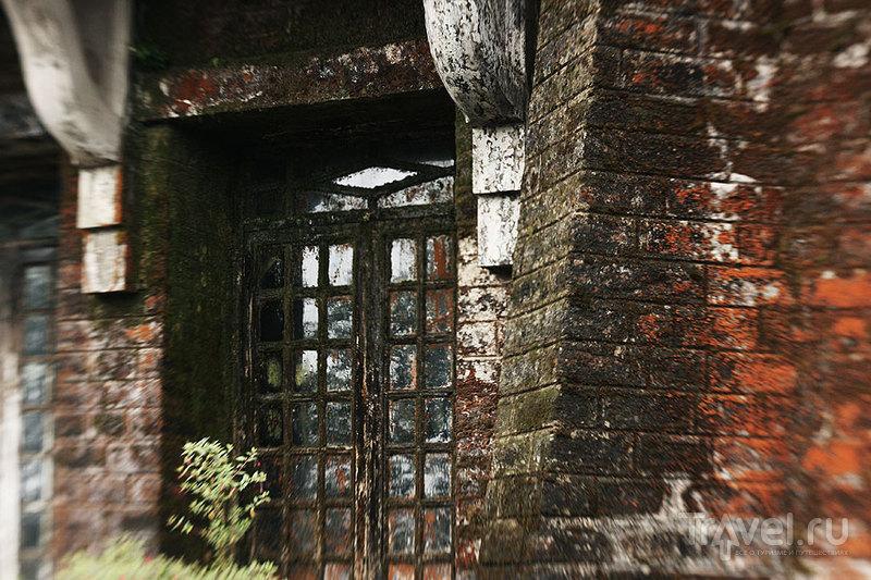 Образцы приятной колониальной архитектуры / Фото из Индии