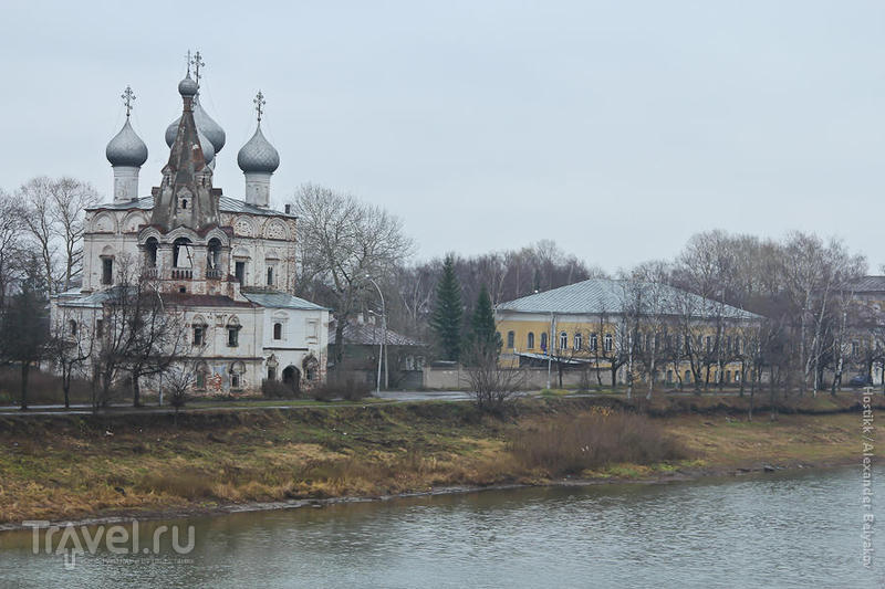 В городе Вологда, Россия / Фото из России