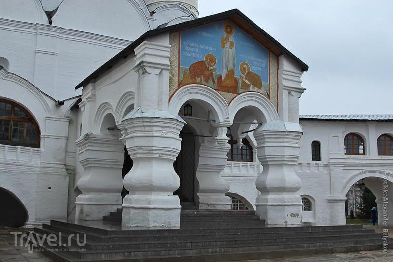 Спасо-Прилуцкий монастырь в Вологде, Россия / Фото из России