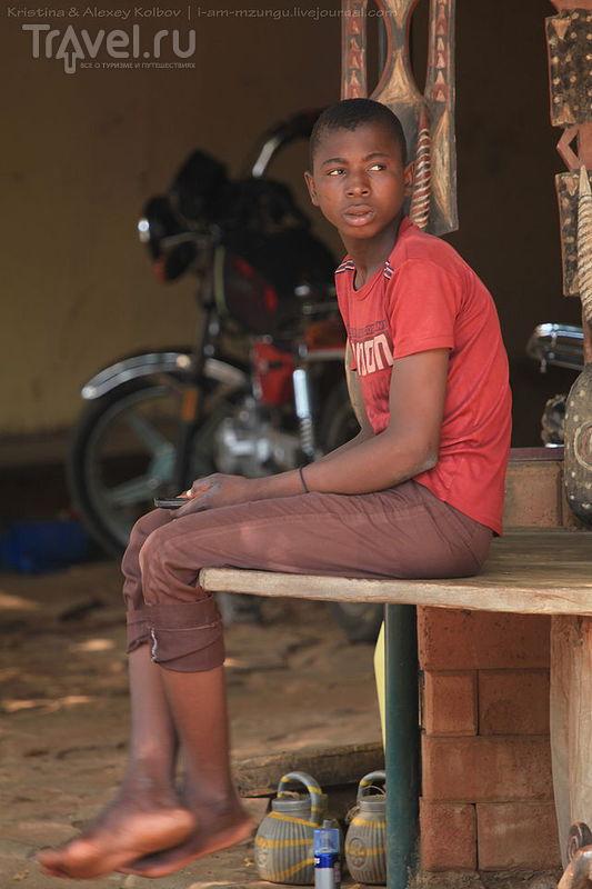 Нигер: Театр посреди Сахары. Fin de tour / Нигер