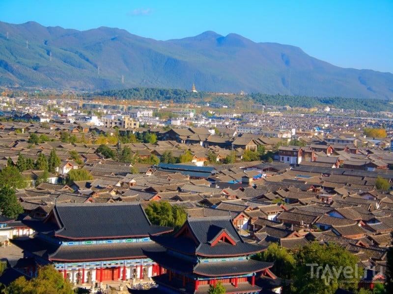 Старый город Лицзян / Фото из Китая