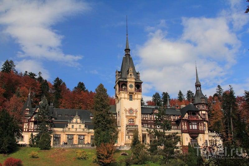 Замок Пелеш, Румыния / Фото из Румынии