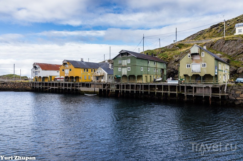 Вдоль северных морей. Практическое итого / Исландия