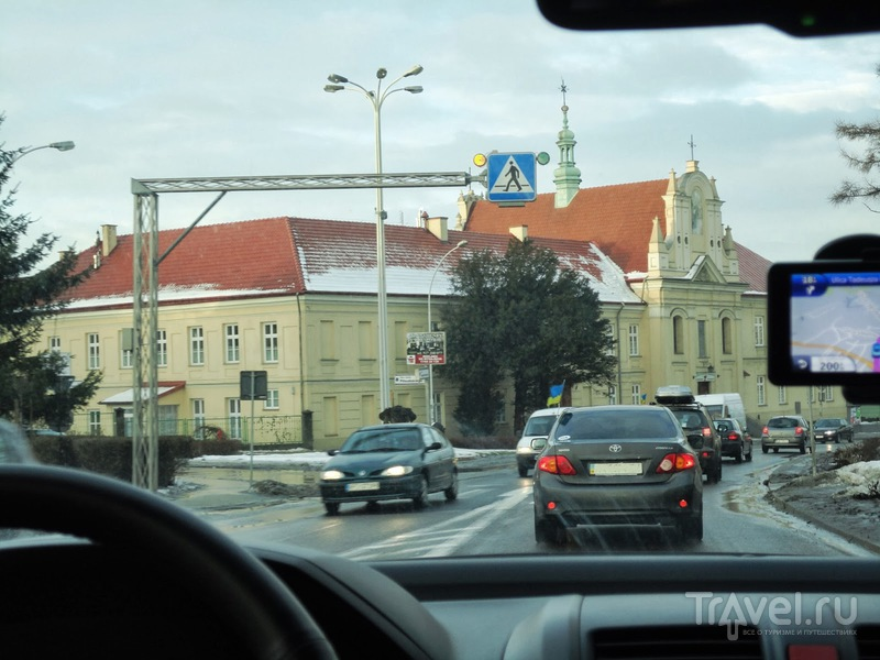 На авто в горнолыжную Францию. Авориаз / Польша
