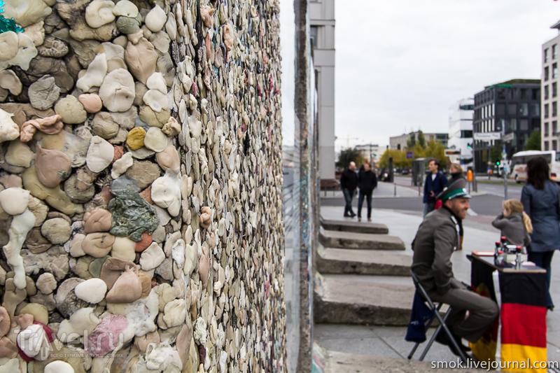 Берлинская стена, Германия / Фото из Германии