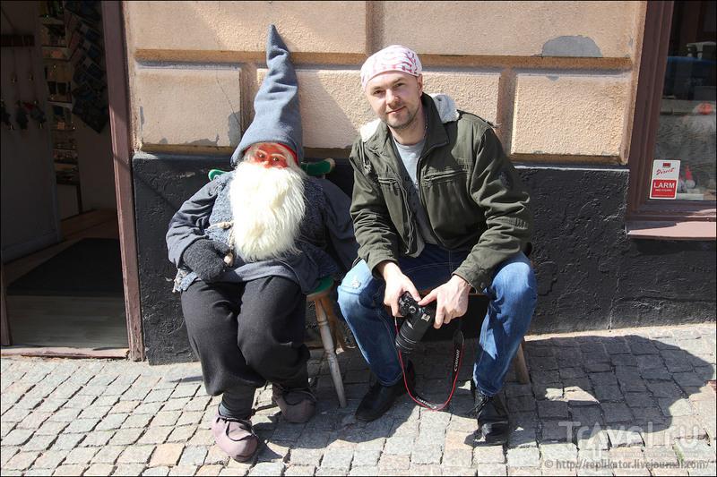Стокгольм. На родине Карлсона / Фото из Швеции