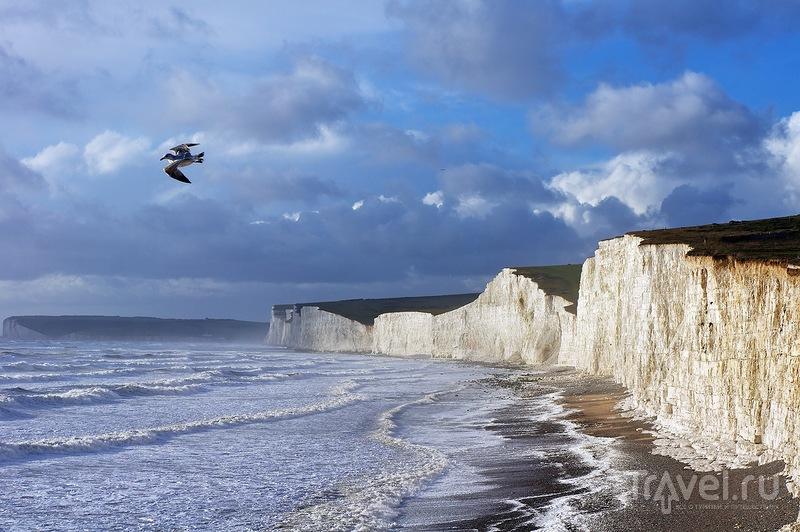Побережье Великобритании / Фото из Великобритании