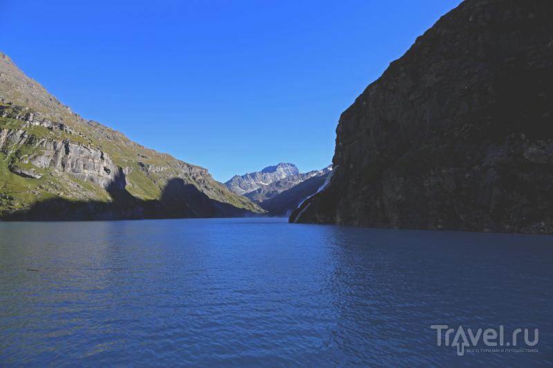 Озеро Мовуазен, Швейцария / Фото из Швейцарии