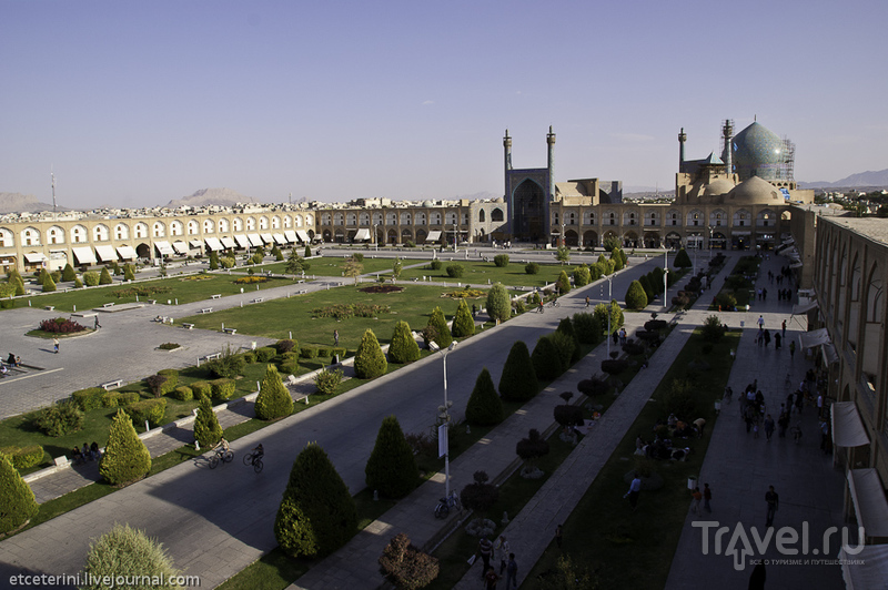 Иранские тезисы. Исламская республика эпохи застоя / Иран