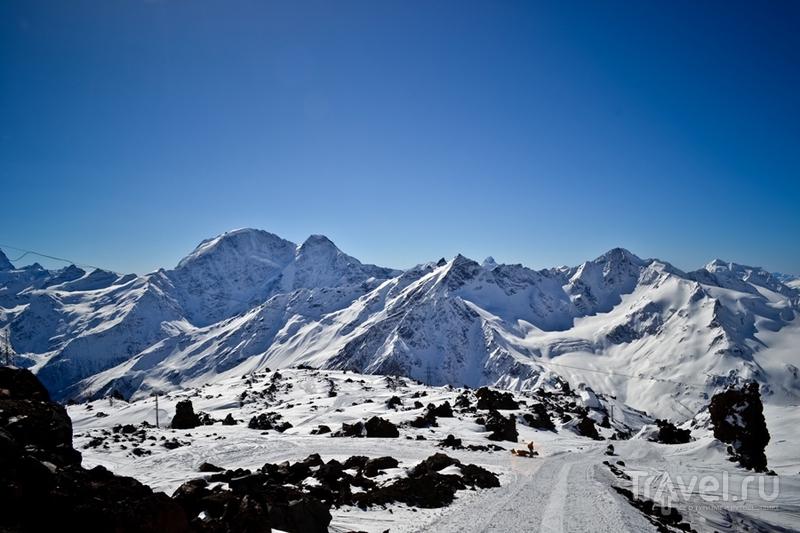 Эльбрус. На высоте 4700 / Фото из России