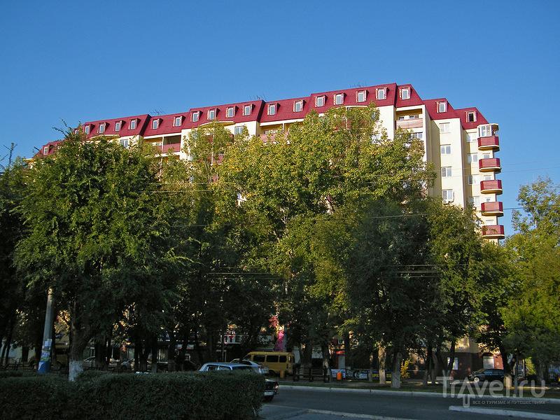 В городе Астрахань, Россия / Фото из России