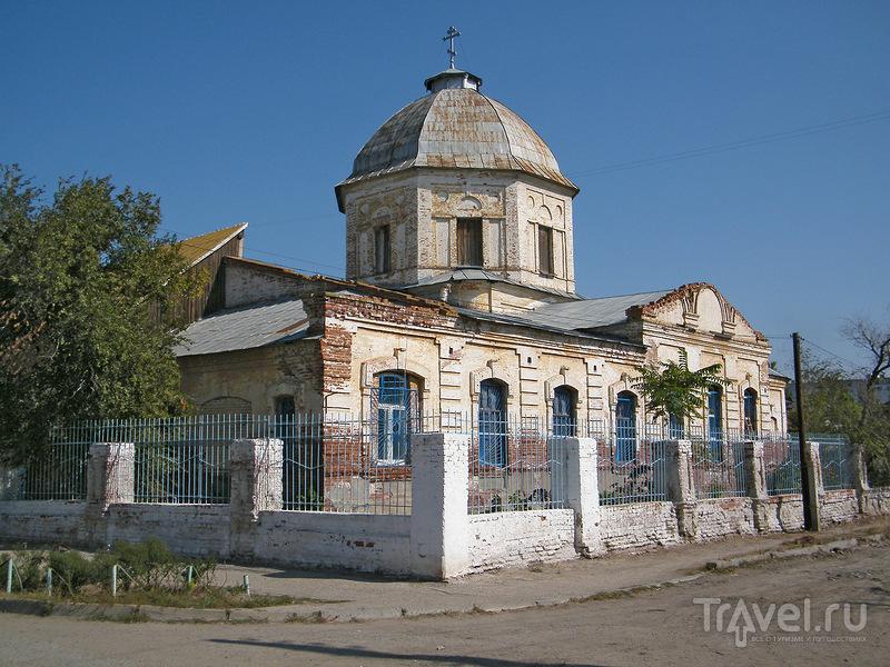 Введенская церковь в Астрахани, Россия / Фото из России