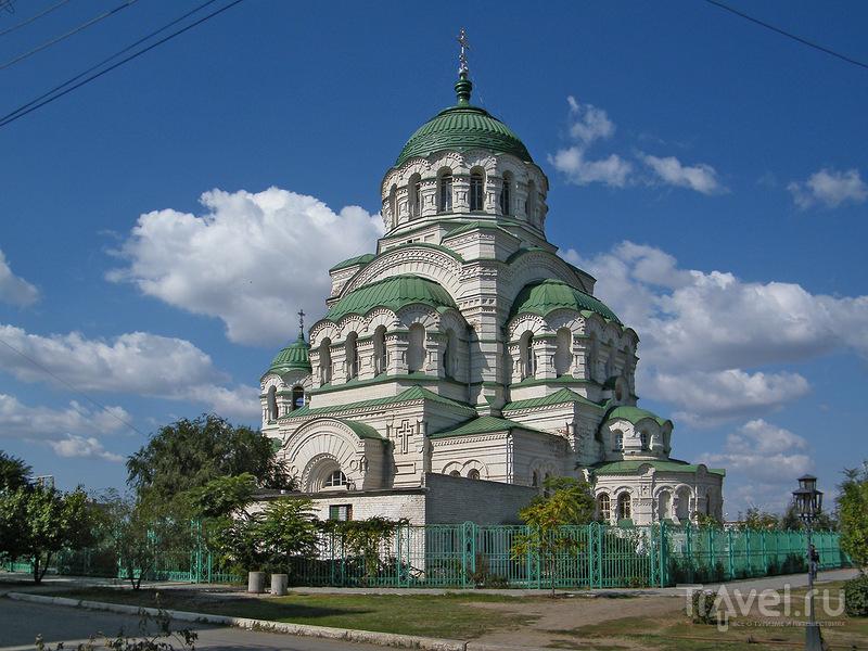 Владимирский собор в Астрахани, Россия / Фото из России