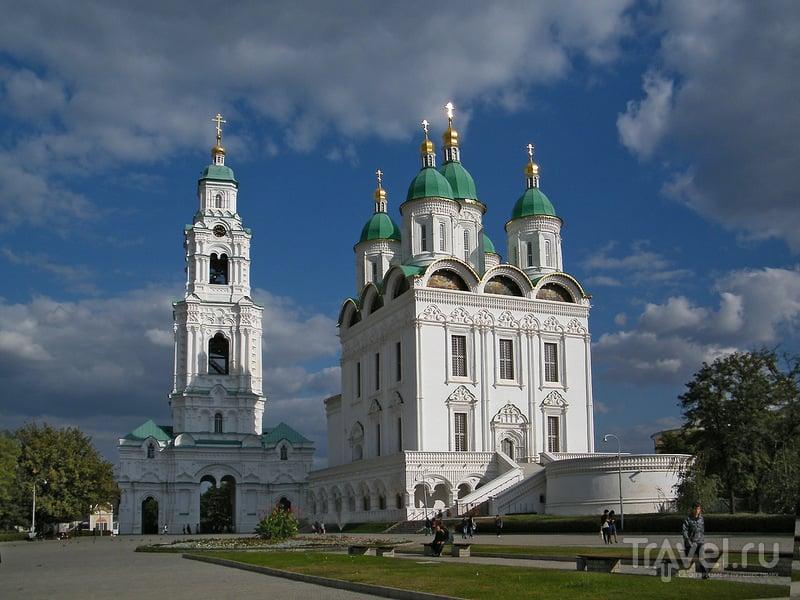 Успенский собор в Астрахани, Россия / Фото из России