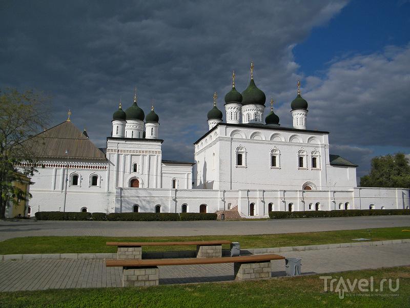Троицкий собор в Астрахани, Россия / Фото из России