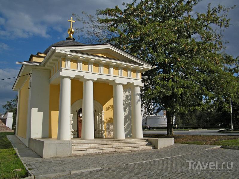 Кирилловская часовня в Астрахани, Россия / Фото из России
