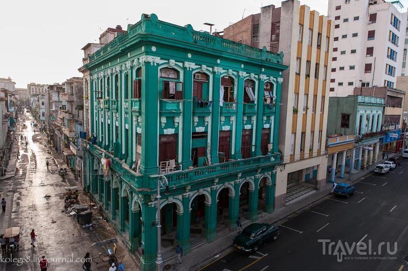 В городе Гавана, Куба / Фото с Кубы