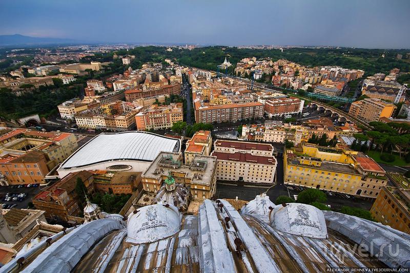 В Ватикане / Фото из Италии