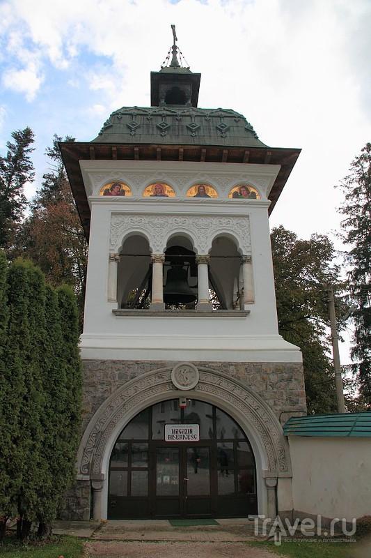 Монастырь Синая (рум. Mănăstirea Sinaia), Румыния / Фото из Румынии